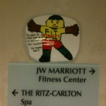 Fit Stanley Breaks The Rules At The Marriott