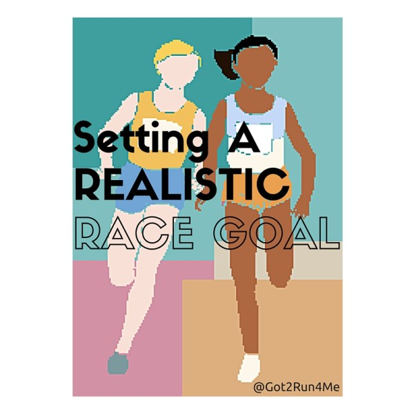 Setting A Race Goal