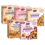 Product Review: Glenny's Fruit & Nut Bars