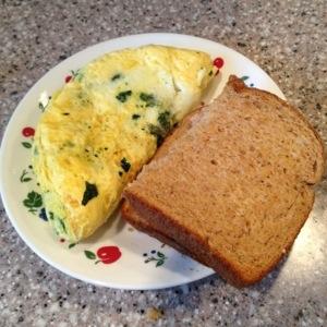 Eggbeaters + Toast