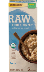 Better Oats Pure & Simple