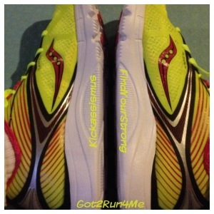 Kinvara 4 (side view)