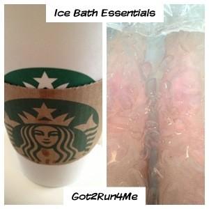 epsom salt bath or ice bath got2run4me dear body views from the podium