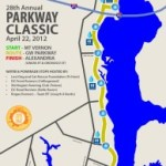 Training Log: GW Parkway Classic (Week 1)