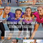 Celebrating What's Beautiful With Under Armour