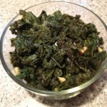 Sauteed Kale And Evolution Sweet Greens