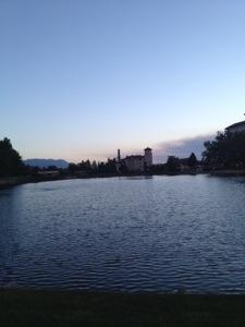 Broadmoor Lake