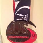 New USTAF 12K World Record