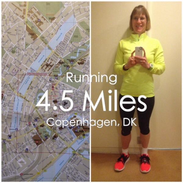 Running In Copenhagen