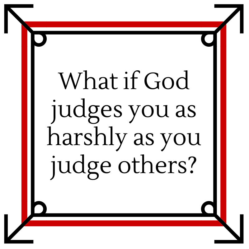 What if God Judges You