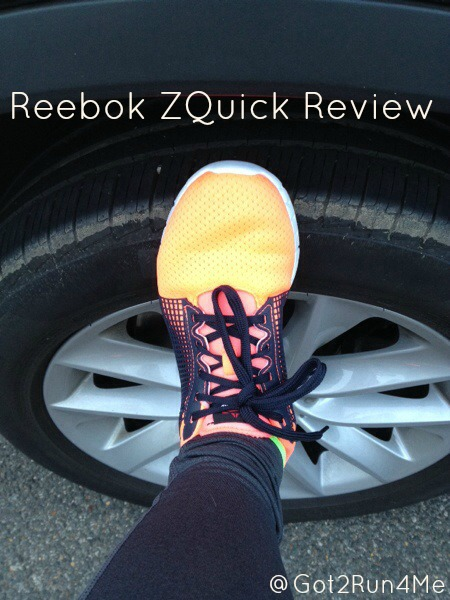 Reebok ZQuick Running Shoes Review