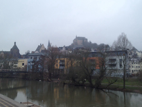 Sightseeing In Marburg