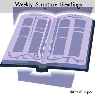 Weekly Scripture Readings
