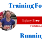 Training For Injury Free Running