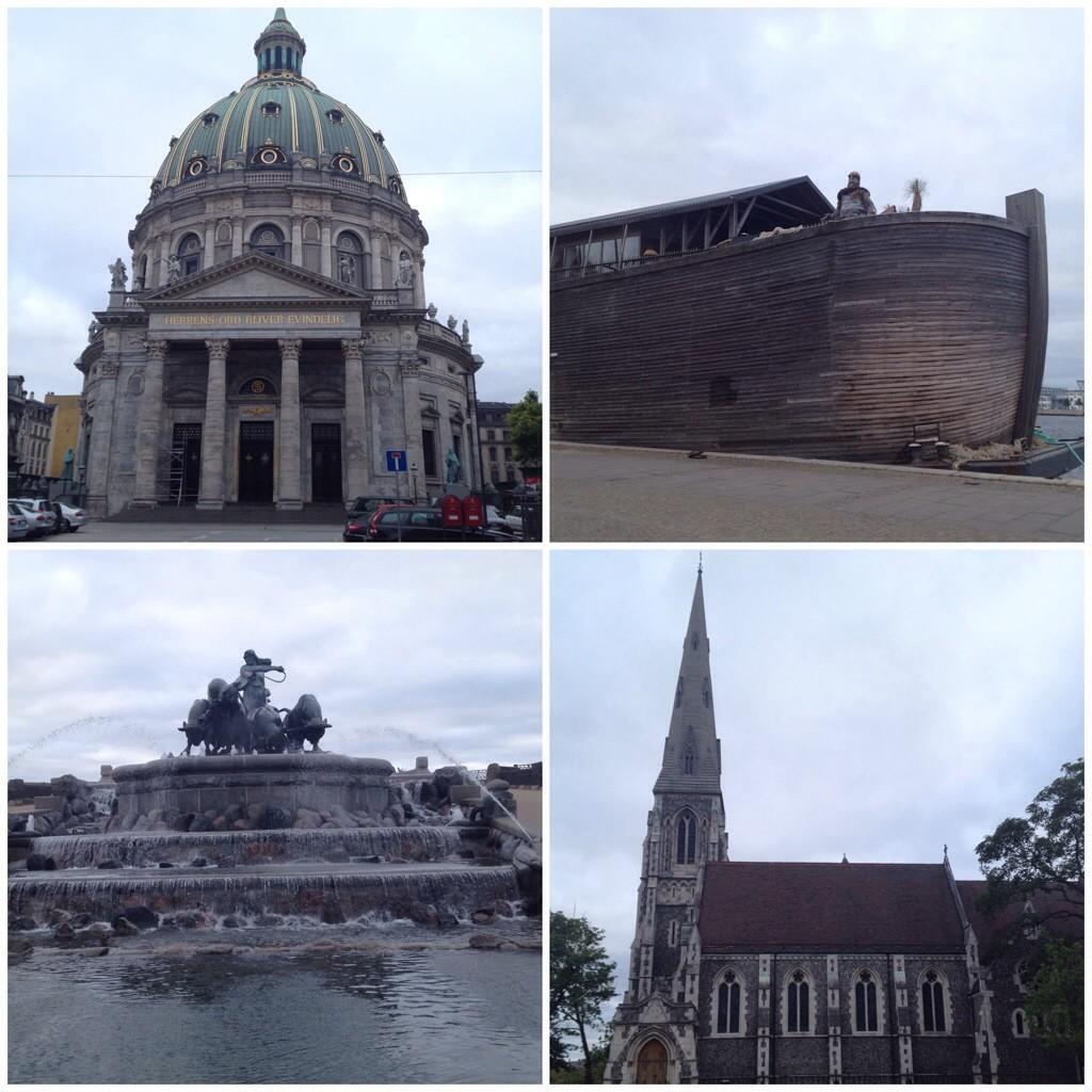 Exploring In Copenhagen (Docks)
