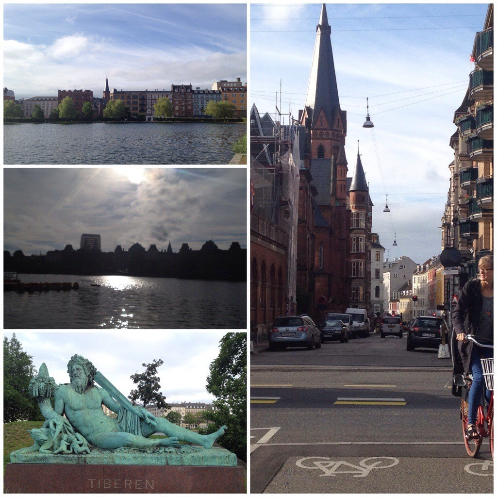 Exploring In Copenhagen (Lans)