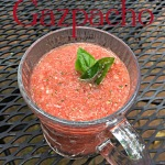 Watermelon Tomato Gazpacho Recipe
