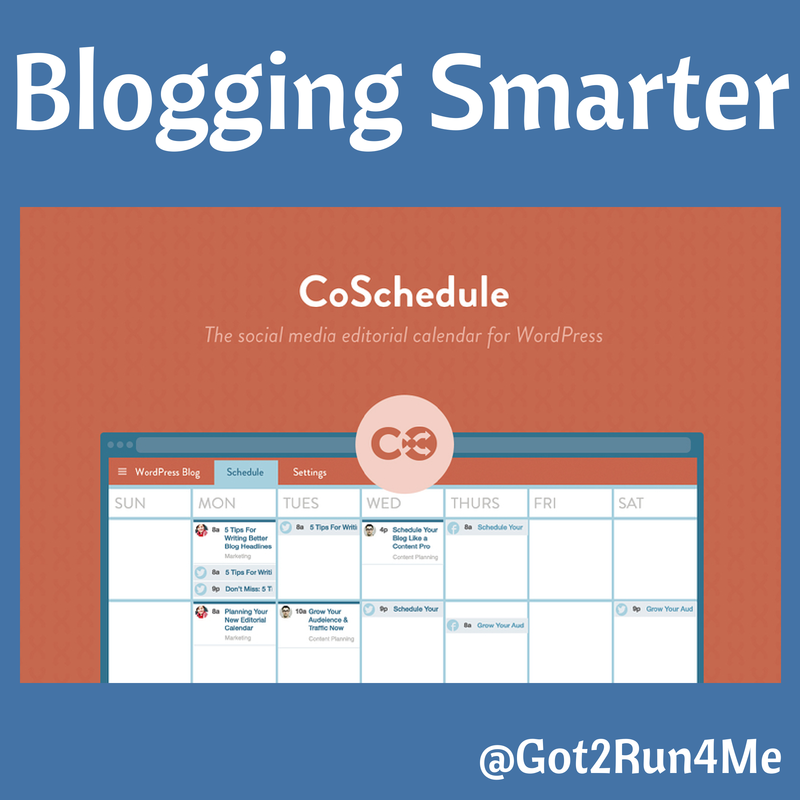 Blogging Smarter With CoSchedule