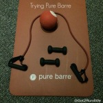 My First Pure Barre Workout