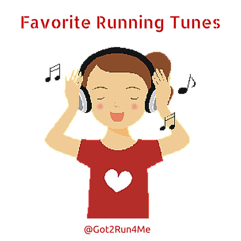 Favorite Running Tunes