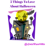 Five Things To Love About Halloween