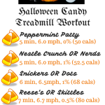 Burn Off The Halloween Candy Calories Workout