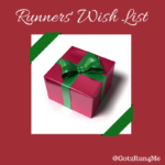 Black Friday Shopping List For Runners