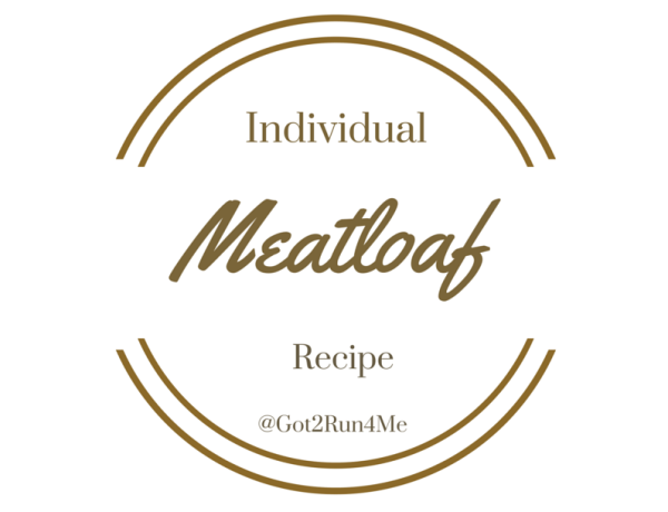individual meatloaf recipe