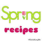 Favorite Spring Recipes