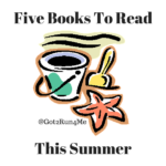 Five Books To Read This Summer