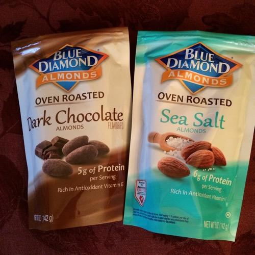 Dark Chocolate and Sea Salt Almonds