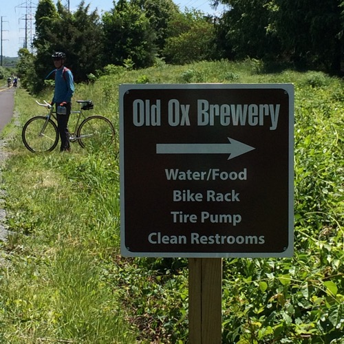 Old Ox Brewery