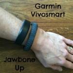 Activity Tracker Comparisons — Garmin Vivosmart vs Jawbone UP