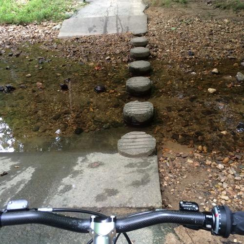 Cross County Trail Creek