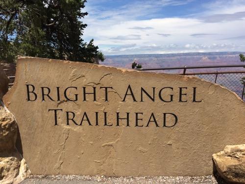 Bright Angel Trailhead