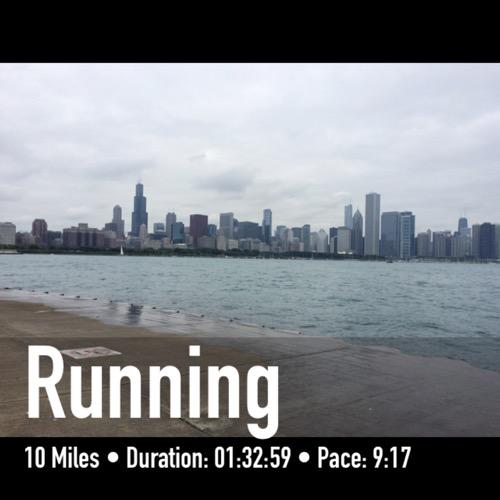 Chicago Lakefront Run