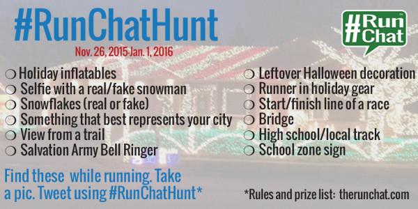 RunChatHunt 2015