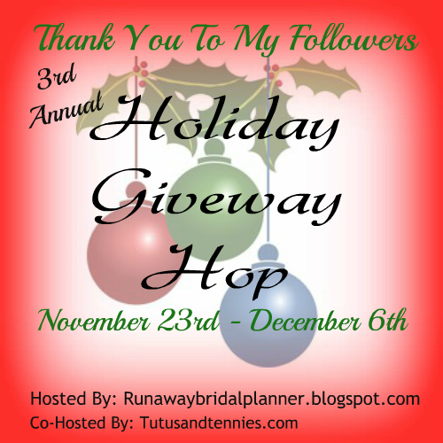 Holiday Giveaway Hop 20152