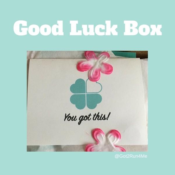 Good Luck Box