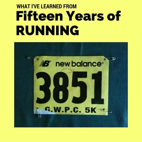 Fifteen Years Of Running