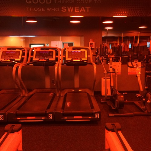 Favorite Fitness Classes - Orange Theory Fitness