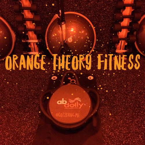 what is orange theory fitness