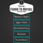 Five Favorite Post-Run Foods