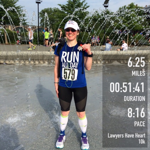 2016 Lawyers Have Heart 10K