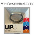 Why I've Gone Back To A Jawbone UP Fitness Tracker–My Jawbone Up3 Review