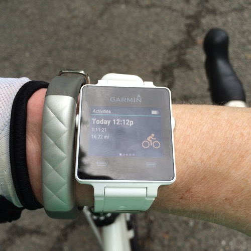 Garmin Vivoactive Cycling
