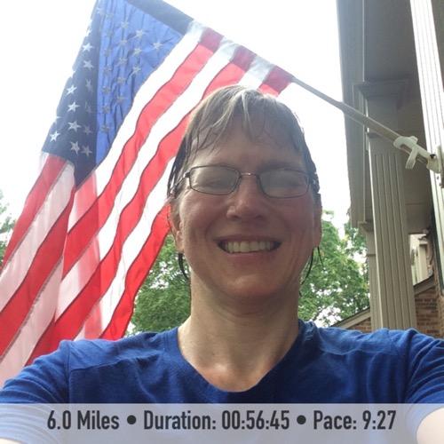 July 4 Run