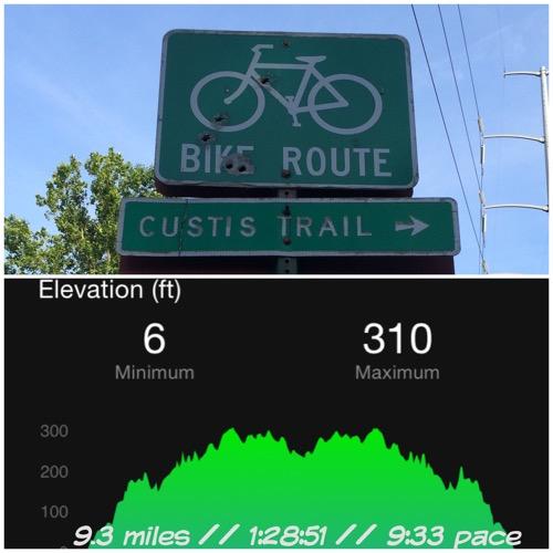 Custis Trail Run