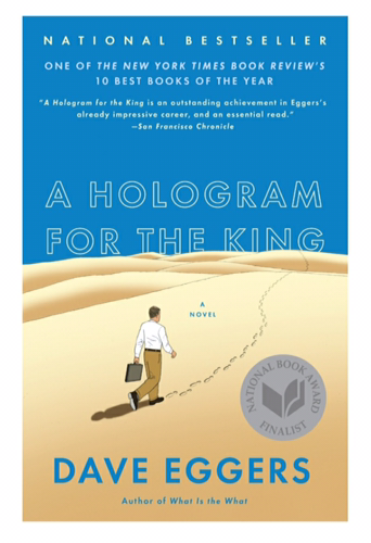 A Hologram For The King Book Review