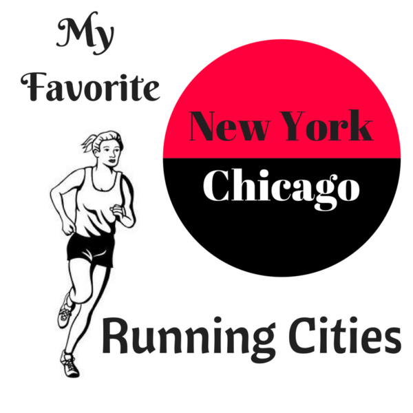 favorite running cities